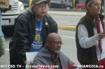 90  AHA MEDIA supports Homeless Dave Hunger Strike to City Hall in Vancouver