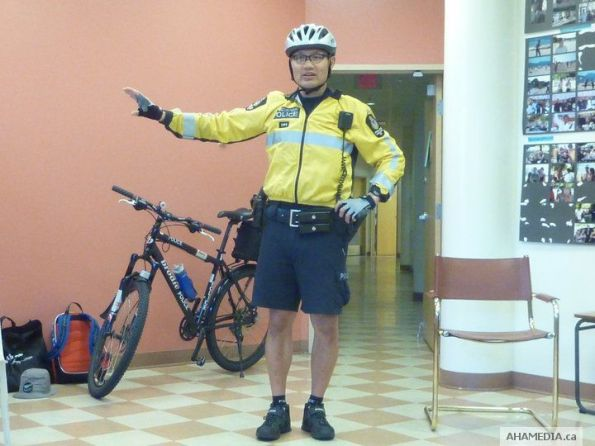 Wes Fung, VPD in Vancouver