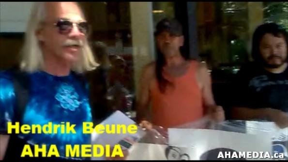 2 AHA MEDIA meets David Morrison and Matthew James in Vancouver DTES
