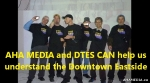 23 AHA MEDIA's Vancouver Minute Video of Downtown Eastside (DTES)