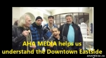 30 AHA MEDIA's Vancouver Minute Video of Downtown Eastside (DTES)