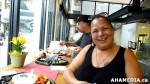 3 AHA MEDIA meets Rosemary Georgeson, Fry Bread Bannock Caterer inVancouver