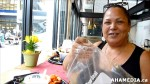 5 AHA MEDIA meets Rosemary Georgeson, Fry Bread Bannock Caterer inVancouver