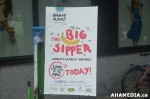 1 AHA MEDIA sees The Big Sipper World Biggest Smoothie inVancouver