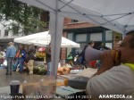 2 AHA MEDIA at Pigeon Park Street Market on Sun Sept 14, 2013 in Vancouver DTES