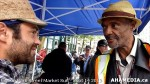 24 AHA MEDIA at Pigeon Park Street Market on Sun Sept 14, 2013 in Vancouver DTES