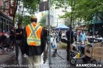 32 AHA MEDIA at Pigeon Park Street Market on Sun Sept 14, 2013 in Vancouver DTES