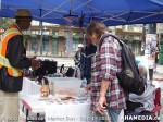 34 AHA MEDIA at Pigeon Park Street Market on Sun Sept 14, 2013 in Vancouver DTES
