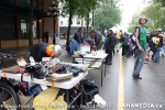 36 AHA MEDIA at Pigeon Park Street Market on Sun Sept 14, 2013 in Vancouver DTES