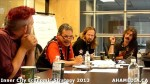 37 AHA MEDIA at INNER CITY Economic Strategy 2013 in VancouverDTES