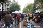37 AHA MEDIA at Pigeon Park Street Market on Sun Sept 14, 2013 in Vancouver DTES