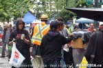 38 AHA MEDIA at Pigeon Park Street Market on Sun Sept 14, 2013 in Vancouver DTES