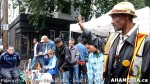 40 AHA MEDIA at Pigeon Park Street Market on Sun Sept 14, 2013 in Vancouver DTES
