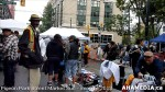 42 AHA MEDIA at Pigeon Park Street Market on Sun Sept 14, 2013 in Vancouver DTES