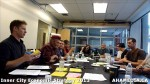 68 AHA MEDIA at INNER CITY Economic Strategy 2013 in VancouverDTES