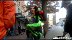 23 AHA MEDIA sees Roland Clarke with Pat and their encounter with Stuffed Green Snake in Vancouver DTE