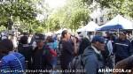 247 AHA MEDIA at Pigeon Park Street Market Sun Sept 29 2013 in VancouverDTES