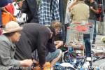 276 AHA MEDIA at Pigeon Park Street Market Sun Sept 29 2013 in VancouverDTES