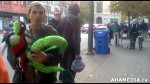 30 AHA MEDIA sees Roland Clarke with Pat and their encounter with Stuffed Green Snake in Vancouver DTE