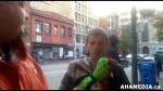 31 AHA MEDIA sees Roland Clarke with Pat and their encounter with Stuffed Green Snake in Vancouver DTE