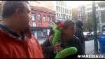 32 AHA MEDIA sees Roland Clarke with Pat and their encounter with Stuffed Green Snake in Vancouver DTE