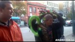 33 AHA MEDIA sees Roland Clarke with Pat and their encounter with Stuffed Green Snake in Vancouver DTE