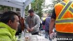 346 AHA MEDIA at Pigeon Park Street Market Sun Sept 29 2013 in VancouverDTES
