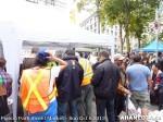 352 AHA MEDIA at Pigeon Park Street Market Sun Sept 29 2013 in VancouverDTES