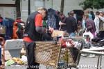 393 AHA MEDIA at Pigeon Park Street Market Sun Sept 29 2013 in VancouverDTES