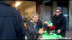 4 AHA MEDIA sees Roland Clarke with Pat and their encounter with Stuffed Green Snake in Vancouver DTE