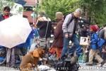 405 AHA MEDIA at Pigeon Park Street Market Sun Sept 29 2013 in VancouverDTES