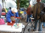 66 AHA MEDIA at Pigeon Park Street Market – Suct 13 2013 in VancouverDTES