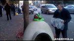 8 AHA MEDIA sees Roland Clarke with Pat and their encounter with Stuffed Green Snake in Vancouver DTE