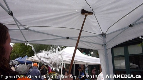 96 AHA MEDIA at Pigeon Park Street Market Sun Sept 29 2013 in Vancouver DTES