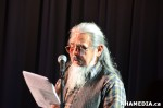 1 AHA MEDIA at CARNEGIE'S 1ST POETRY SLAM for Heart of the City Festival 2013 in Vancouver