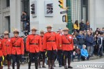 10 AHA MEDIA at Remembrance Day 2013 in Victory Square,Vancouver