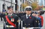 11 AHA MEDIA at Remembrance Day 2013 in Victory Square,Vancouver