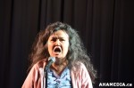 12 AHA MEDIA at CARNEGIE'S 1ST POETRY SLAM for Heart of the City Festival 2013 in Vancouver
