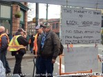13 AHA MEDIA at Pigeon Park Street Market in Vancouver DTES Sunday Nov 24,2013