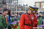 133 AHA MEDIA at Remembrance Day 2013 in Victory Square, Vancouver