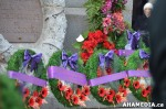135 AHA MEDIA at Remembrance Day 2013 in Victory Square,Vancouver