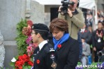 145 AHA MEDIA at Remembrance Day 2013 in Victory Square,Vancouver