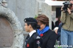 147 AHA MEDIA at Remembrance Day 2013 in Victory Square,Vancouver