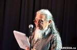 2 AHA MEDIA at CARNEGIE'S 1ST POETRY SLAM for Heart of the City Festival 2013 in Vancouver
