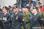 2 AHA MEDIA at Remembrance Day 2013 in Victory Square,Vancouver