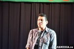 22 AHA MEDIA at CARNEGIE'S 1ST POETRY SLAM for Heart of the City Festival 2013 in Vancouver