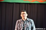 23 AHA MEDIA at CARNEGIE'S 1ST POETRY SLAM for Heart of the City Festival 2013 in Vancouver