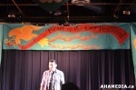 24 AHA MEDIA at CARNEGIE'S 1ST POETRY SLAM for Heart of the City Festival 2013 in Vancouver