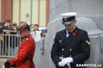 24 AHA MEDIA at Remembrance Day 2013 in Victory Square,Vancouver