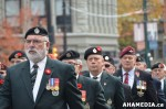 351 AHA MEDIA at Remembrance Day 2013 in Victory Square, Vancouver